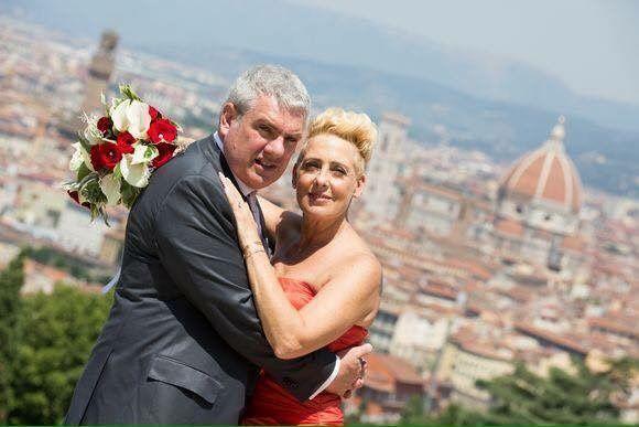 Il matrimonio di Andrea e Sandra a Campi Bisenzio, Firenze 1