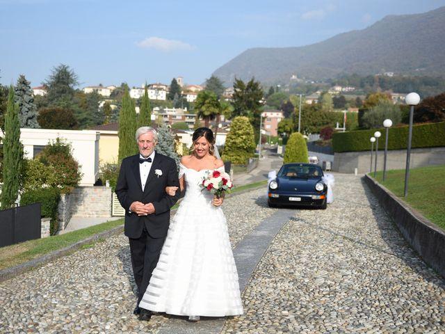 Il matrimonio di Francesco e Maurizia a Como, Como 13