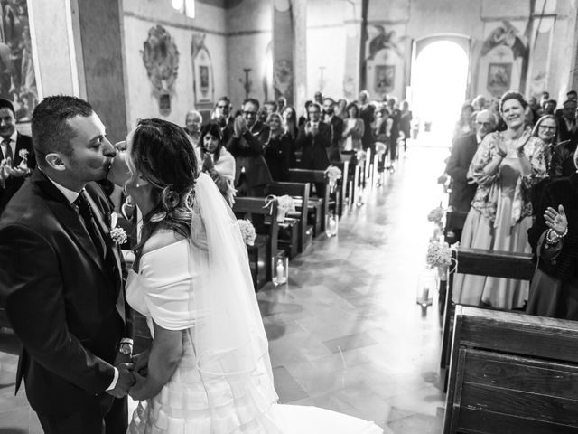 Il matrimonio di Francesco e Maurizia a Como, Como 26