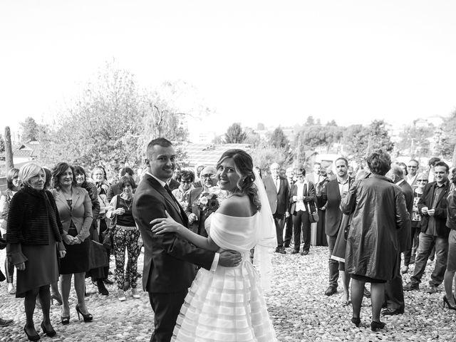 Il matrimonio di Francesco e Maurizia a Como, Como 32