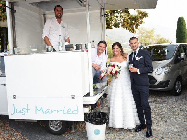 Il matrimonio di Francesco e Maurizia a Como, Como 37
