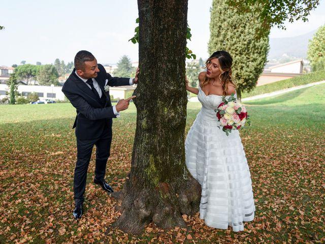 Il matrimonio di Francesco e Maurizia a Como, Como 39