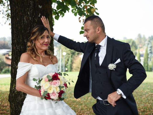Il matrimonio di Francesco e Maurizia a Como, Como 40