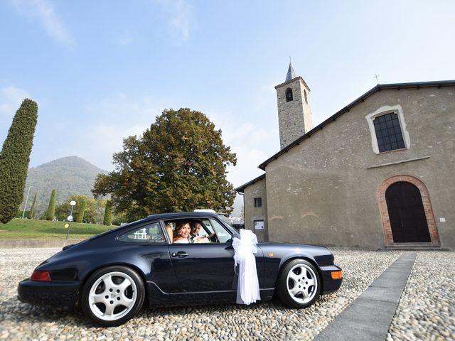 Il matrimonio di Francesco e Maurizia a Como, Como 45