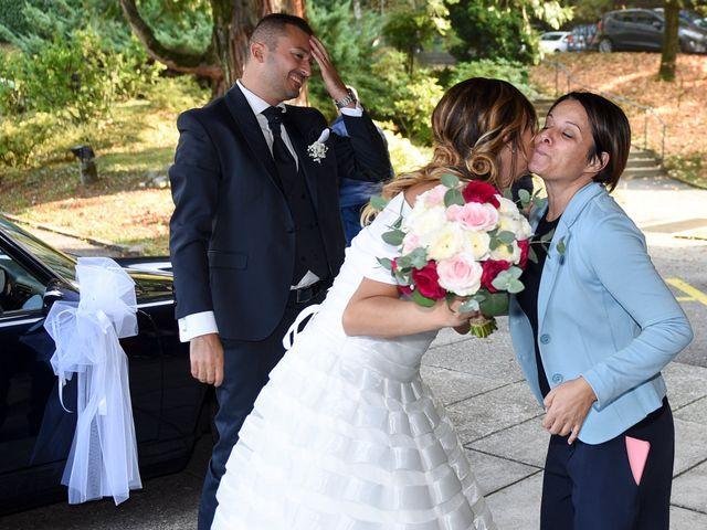 Il matrimonio di Francesco e Maurizia a Como, Como 50