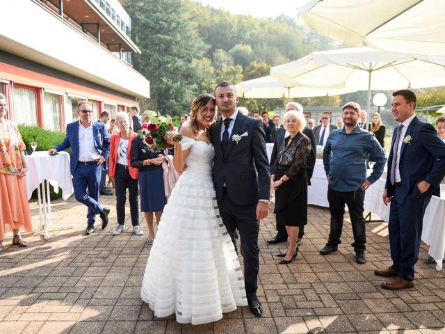 Il matrimonio di Francesco e Maurizia a Como, Como 54