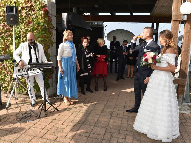 Il matrimonio di Francesco e Maurizia a Como, Como 55