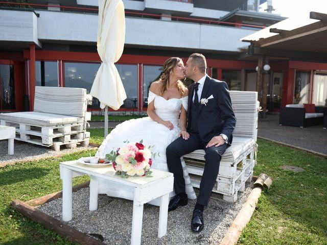 Il matrimonio di Francesco e Maurizia a Como, Como 56