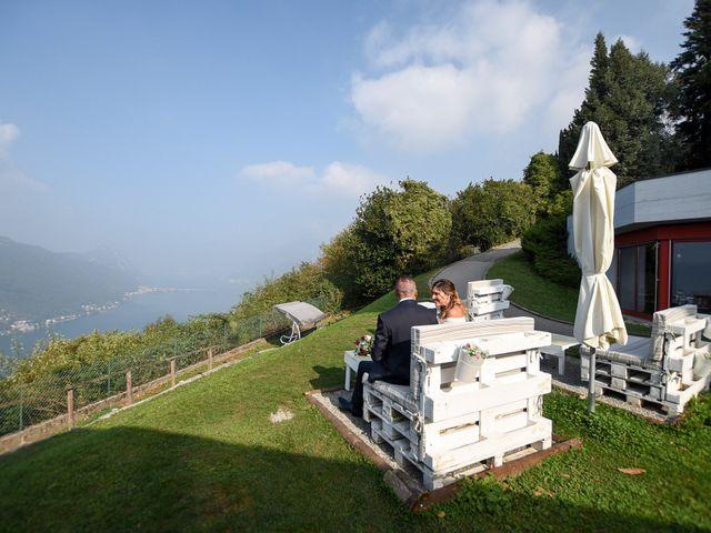 Il matrimonio di Francesco e Maurizia a Como, Como 57