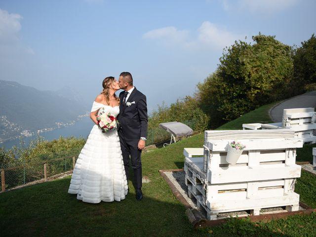 Il matrimonio di Francesco e Maurizia a Como, Como 58
