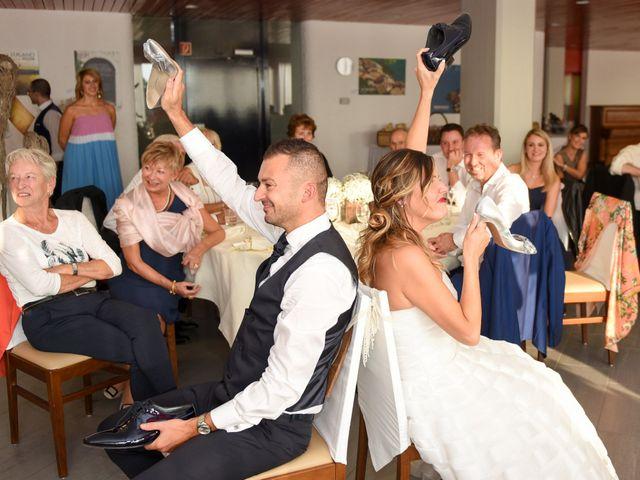 Il matrimonio di Francesco e Maurizia a Como, Como 81