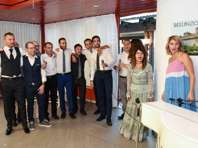 Il matrimonio di Francesco e Maurizia a Como, Como 87