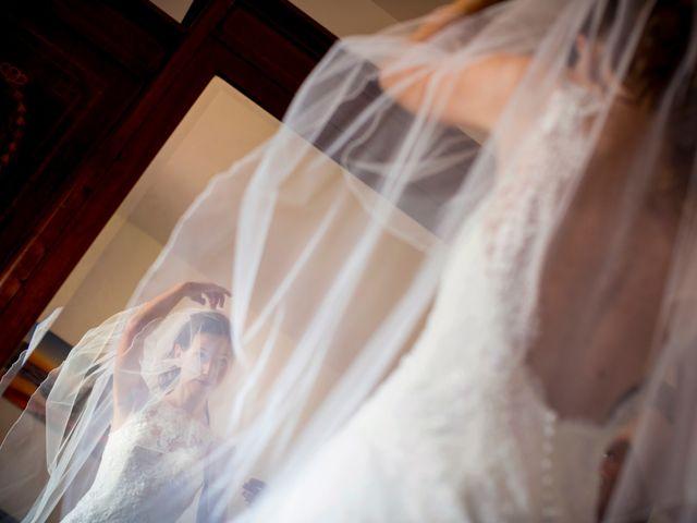 Il matrimonio di Davide e Veronica a Pescia, Pistoia 6