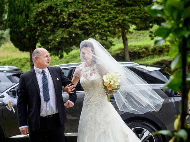 Il matrimonio di Davide e Veronica a Pescia, Pistoia 23