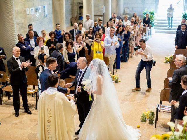 Il matrimonio di Davide e Veronica a Pescia, Pistoia 26