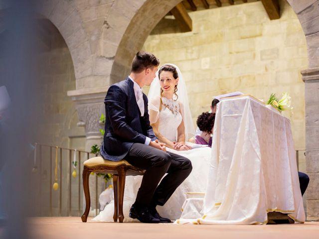 Il matrimonio di Davide e Veronica a Pescia, Pistoia 28