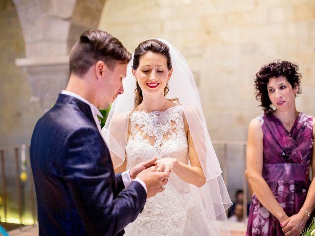 Il matrimonio di Davide e Veronica a Pescia, Pistoia 31
