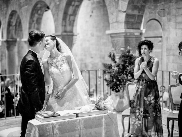Il matrimonio di Davide e Veronica a Pescia, Pistoia 36