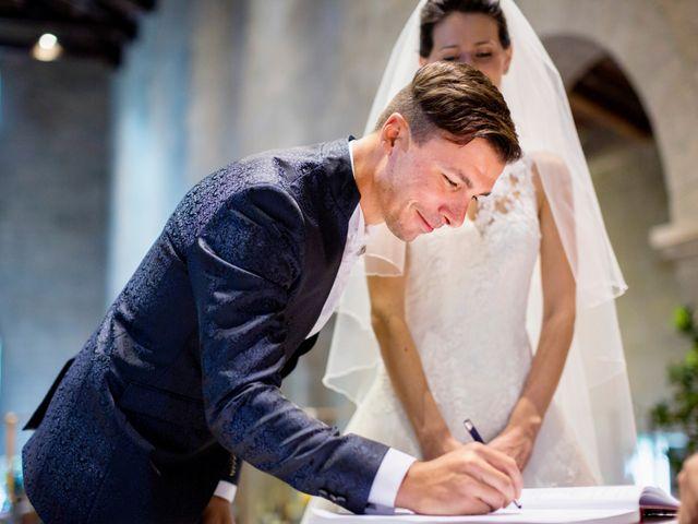 Il matrimonio di Davide e Veronica a Pescia, Pistoia 37