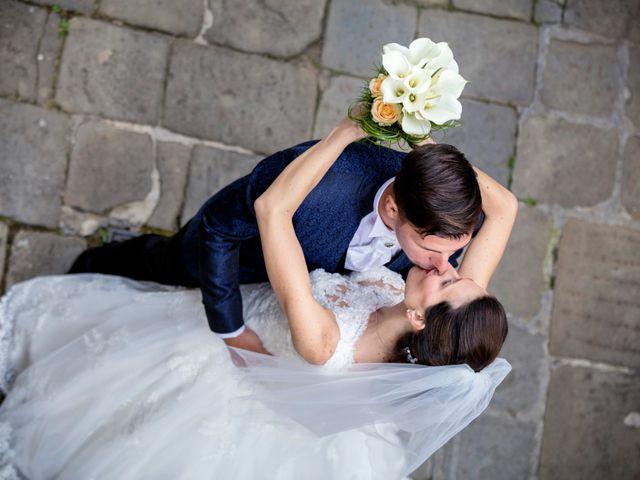 Il matrimonio di Davide e Veronica a Pescia, Pistoia 41