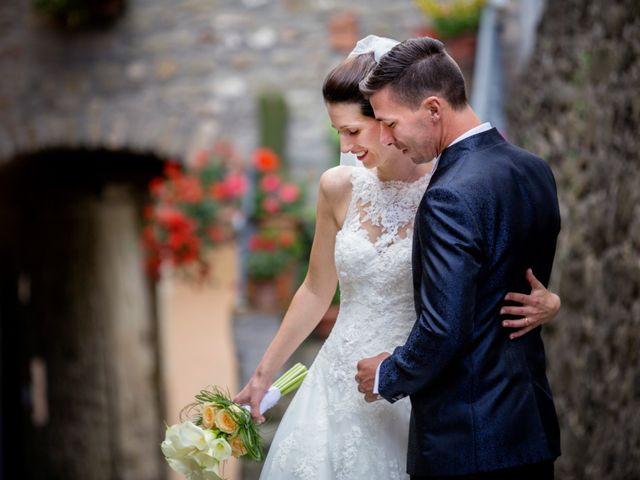 Il matrimonio di Davide e Veronica a Pescia, Pistoia 42