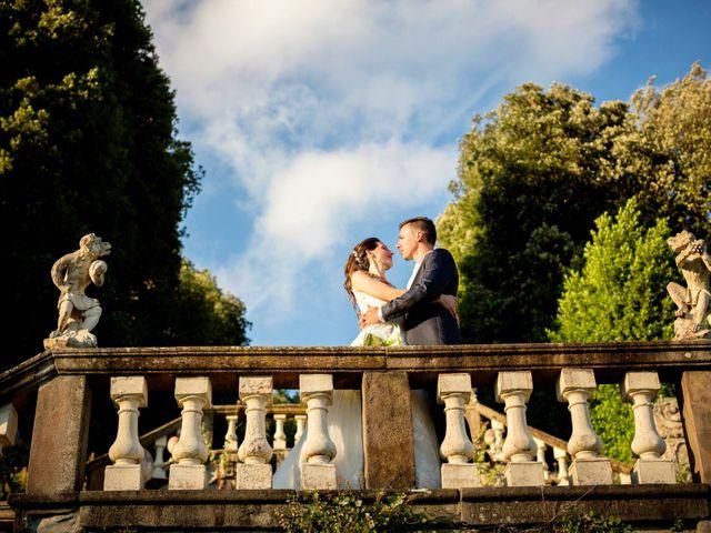 Il matrimonio di Davide e Veronica a Pescia, Pistoia 44