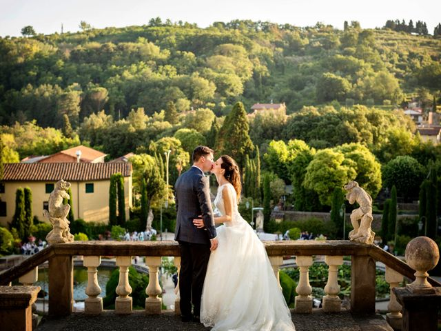 Il matrimonio di Davide e Veronica a Pescia, Pistoia 45