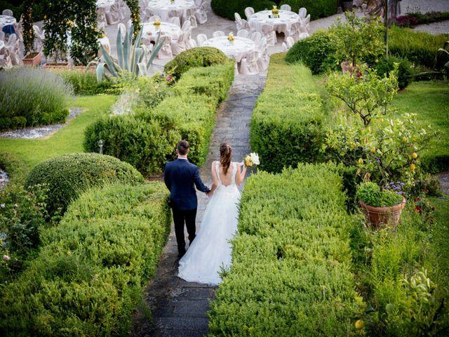 Il matrimonio di Davide e Veronica a Pescia, Pistoia 52