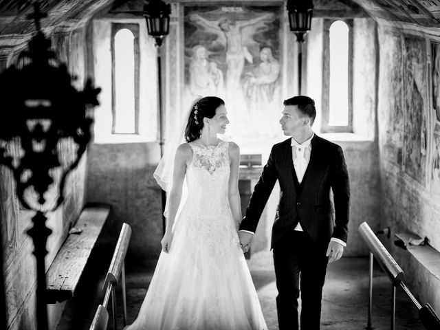 Il matrimonio di Davide e Veronica a Pescia, Pistoia 55
