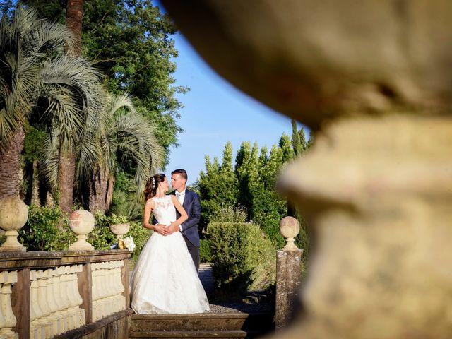 Il matrimonio di Davide e Veronica a Pescia, Pistoia 57