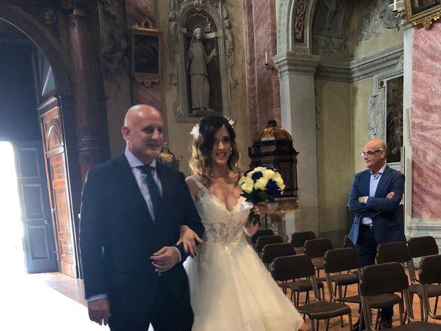 Il matrimonio di Fabio e Federica  a Bonate Sotto, Bergamo 8
