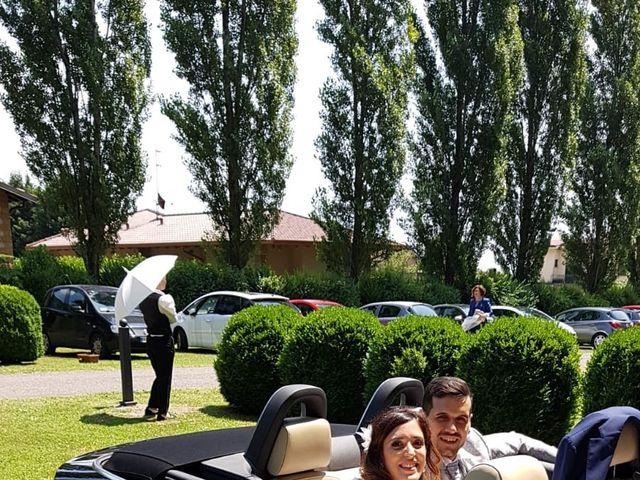 Il matrimonio di Fabio e Federica  a Bonate Sotto, Bergamo 11