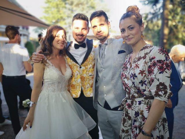 Il matrimonio di Fabio e Federica  a Bonate Sotto, Bergamo 16