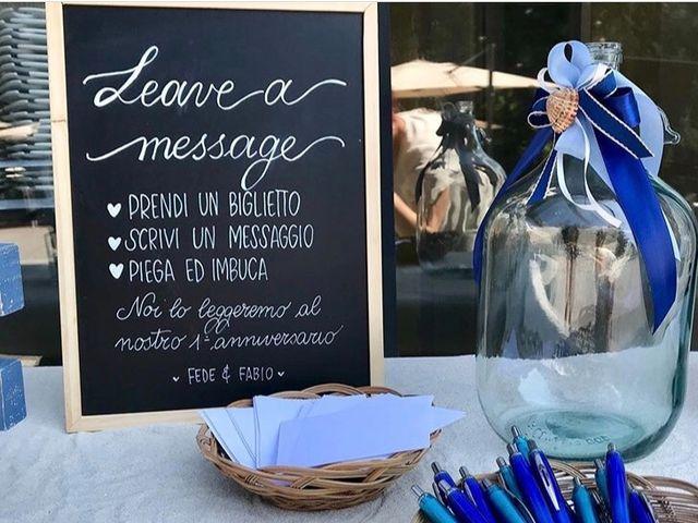 Il matrimonio di Fabio e Federica  a Bonate Sotto, Bergamo 20