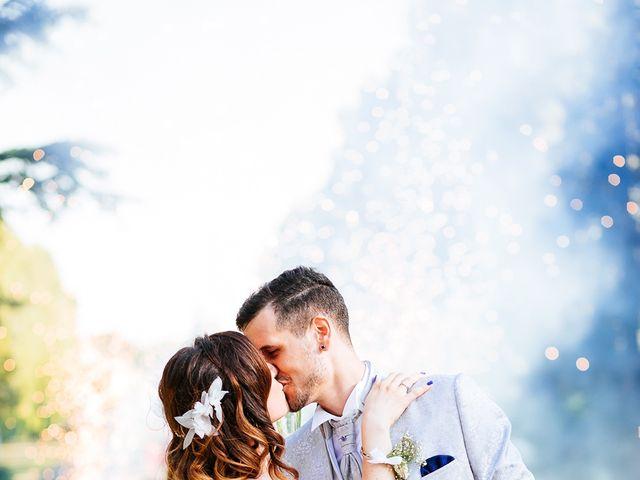 Il matrimonio di Fabio e Federica  a Bonate Sotto, Bergamo 27