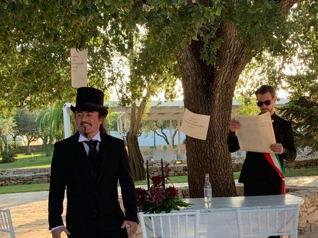 Il matrimonio di Lucia e Giuseppe a Mottola, Taranto 8
