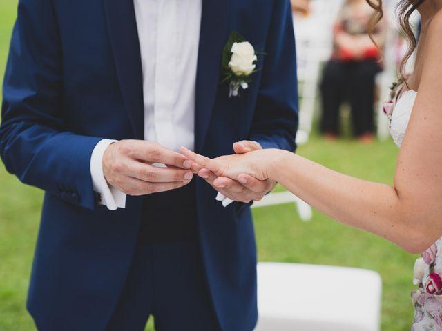Il matrimonio di Cristian e Luisa a Desana, Vercelli 7