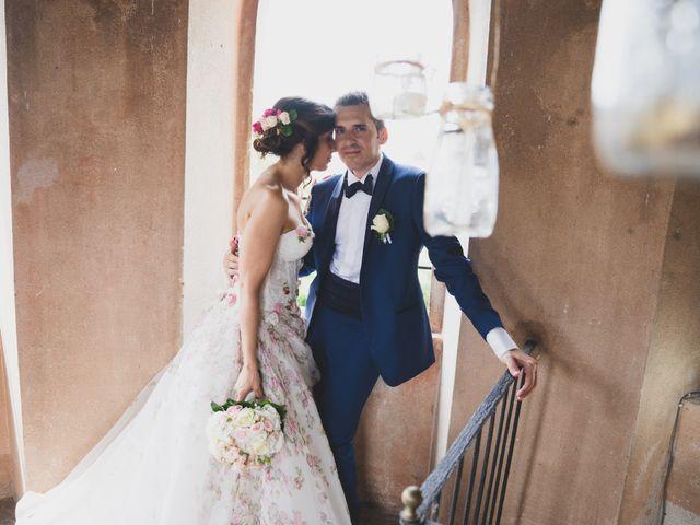 Il matrimonio di Cristian e Luisa a Desana, Vercelli 20