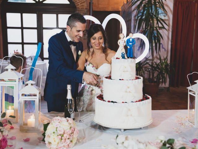 Il matrimonio di Cristian e Luisa a Desana, Vercelli 27