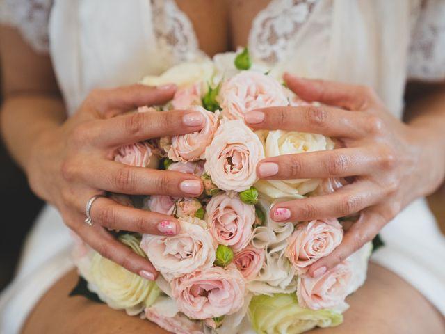 Il matrimonio di Cristian e Luisa a Desana, Vercelli 38