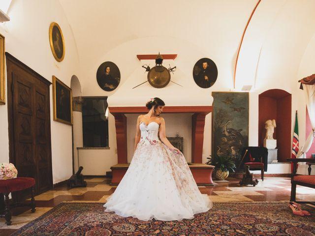 Il matrimonio di Cristian e Luisa a Desana, Vercelli 40