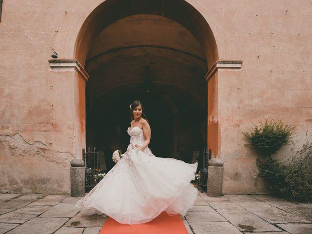 Il matrimonio di Cristian e Luisa a Desana, Vercelli 2