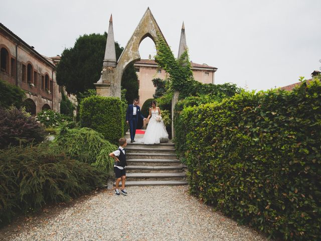 Il matrimonio di Cristian e Luisa a Desana, Vercelli 42