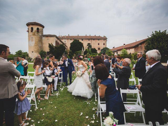Il matrimonio di Cristian e Luisa a Desana, Vercelli 43