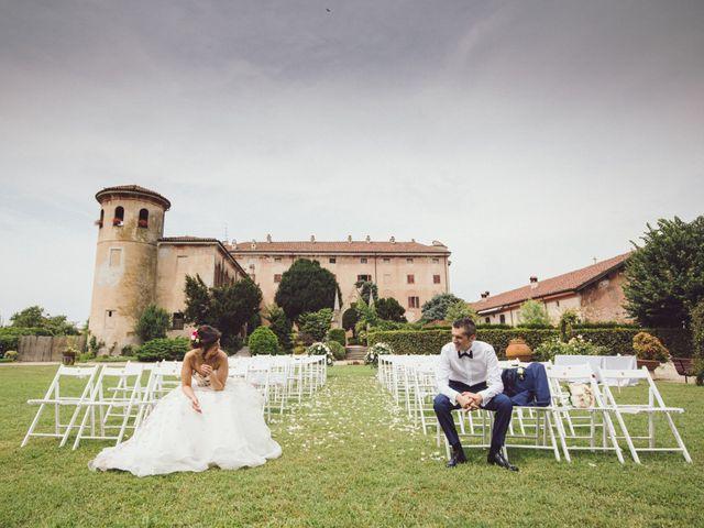 Il matrimonio di Cristian e Luisa a Desana, Vercelli 44