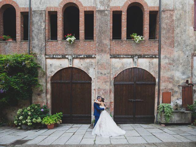 Il matrimonio di Cristian e Luisa a Desana, Vercelli 46