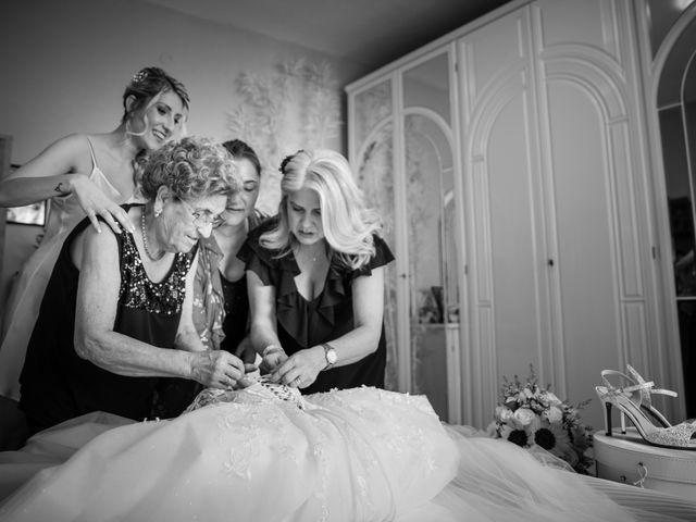 Il matrimonio di Irene e Alan a Montefiore dell'Aso, Ascoli Piceno 10