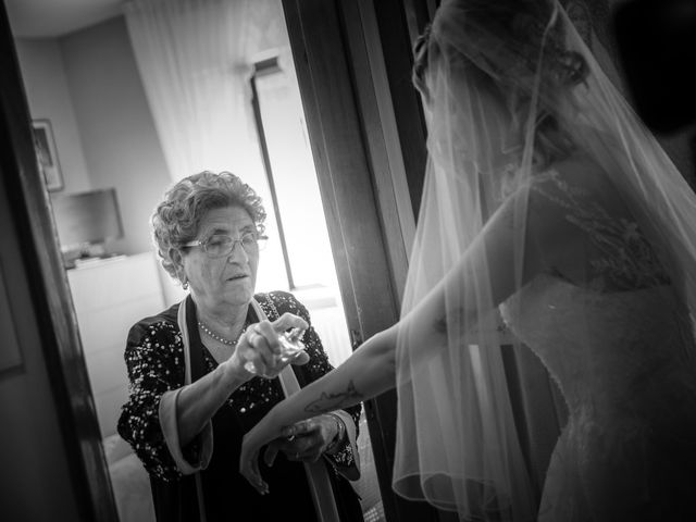Il matrimonio di Irene e Alan a Montefiore dell'Aso, Ascoli Piceno 15