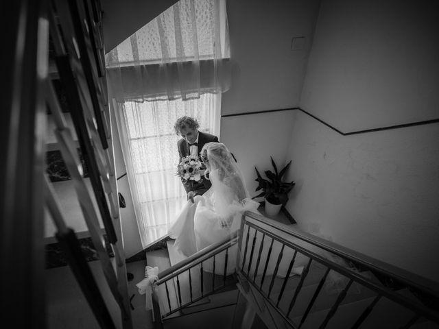Il matrimonio di Irene e Alan a Montefiore dell'Aso, Ascoli Piceno 16