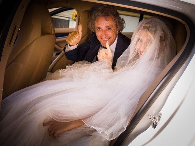 Il matrimonio di Irene e Alan a Montefiore dell'Aso, Ascoli Piceno 17
